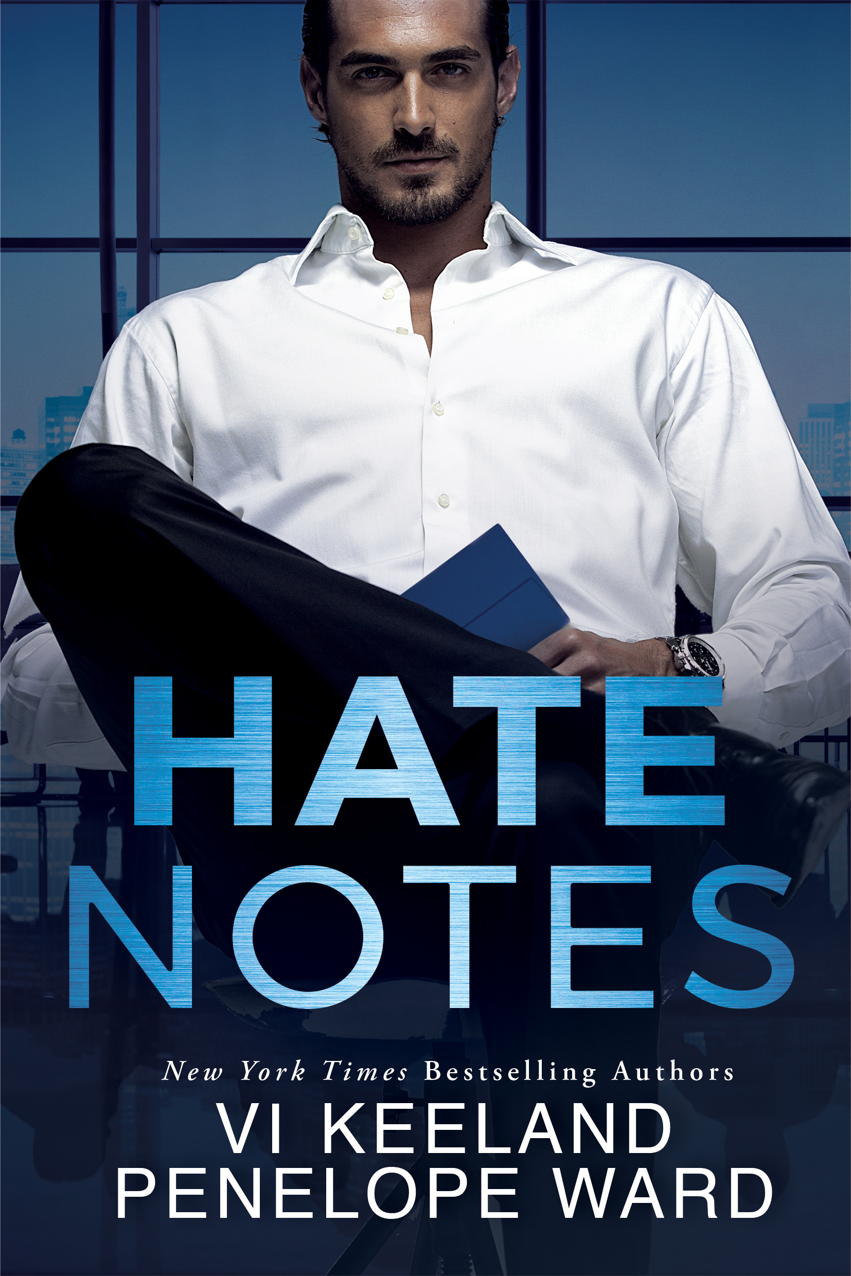#CoverLove | Hate Notes by Vi Keeland & Penelope Ward