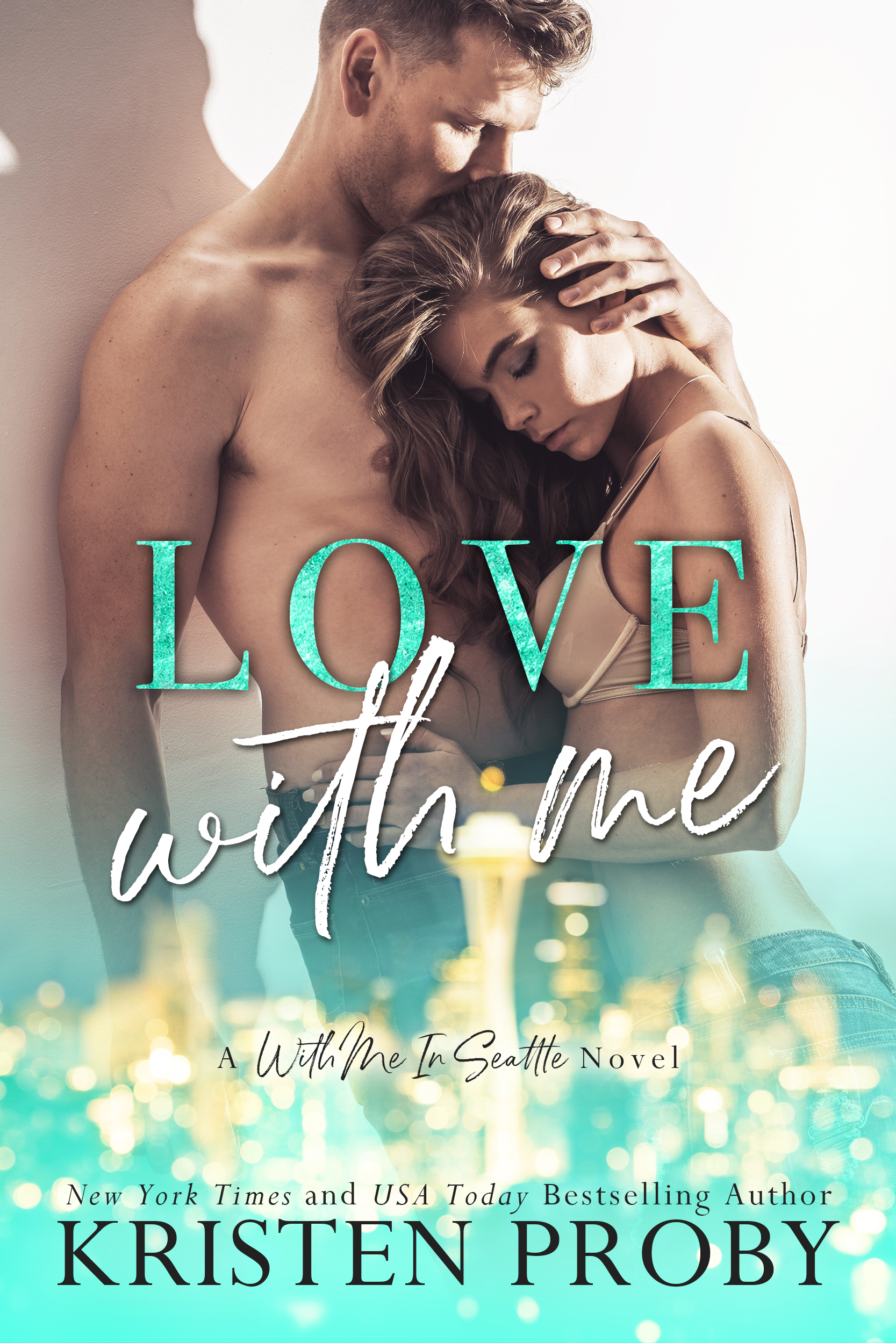 #CoverLove | Love With me by Kristen Proby