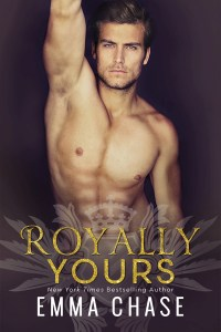 #CoverLove | Royally Yours by Emma Chase
