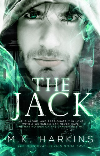 Blog Tour & Review | The Jack by M.K. Harkins