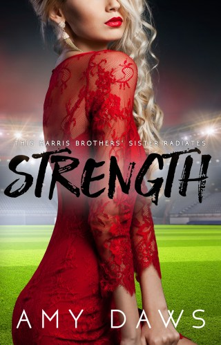 Cover Reveal | Strength by Amy Daws
