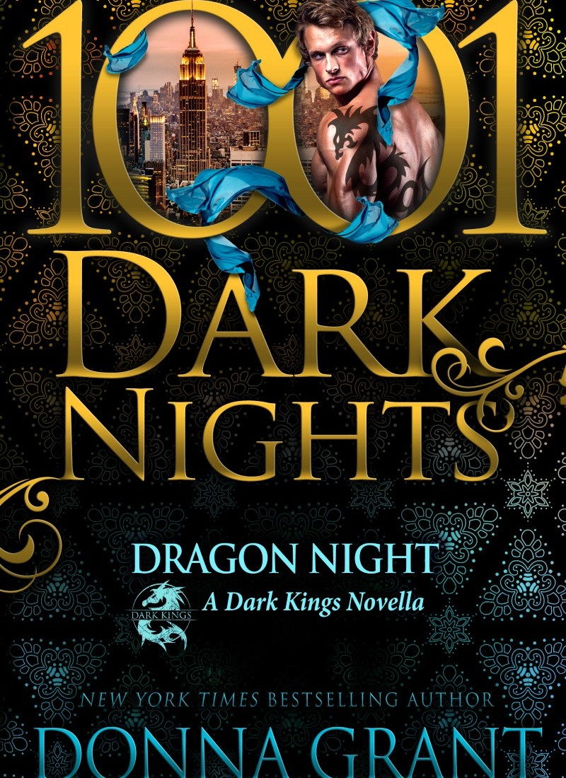 Release Day | Dragon Night by Donna Grant