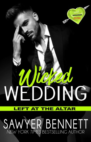 Blog Tour & Review   Wicked Wedding by Sawyer Bennett