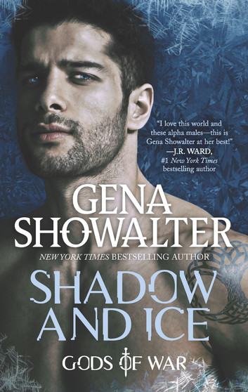 Release Day | Shadow and Ice by Gena Showalter