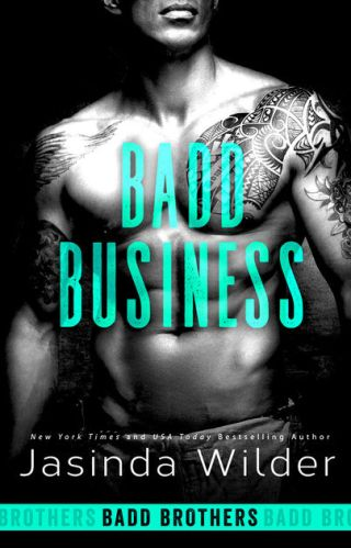 #RSFave & Review | BADD BUSINESS by Jasinda Wilder