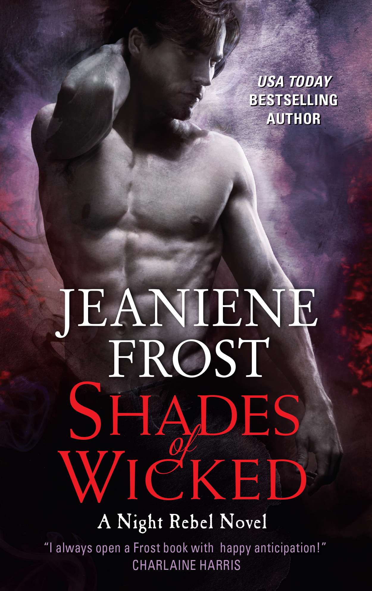 #RSFave & Review | Shades of Wicked by Jeaniene Frost