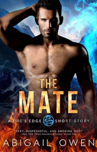 Review   The Mate by Abigail Owen
