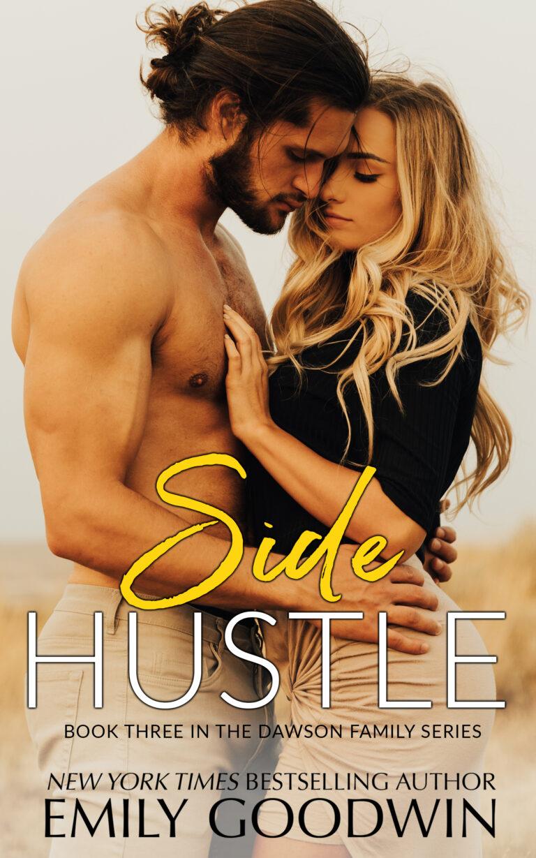 #NewRelease | Side Hustle by Emily Goodwin