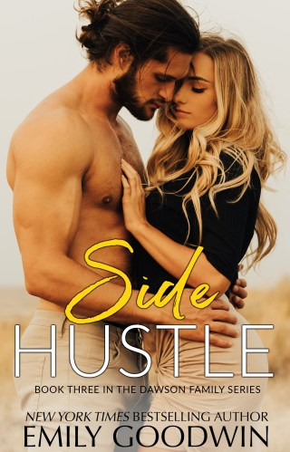 #NewRelease | Side Hustle by Emily Goodwin