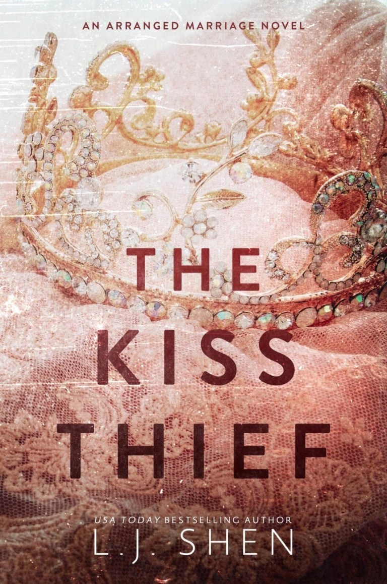 #CoverLove | The Kiss Thief by L.J. Shen