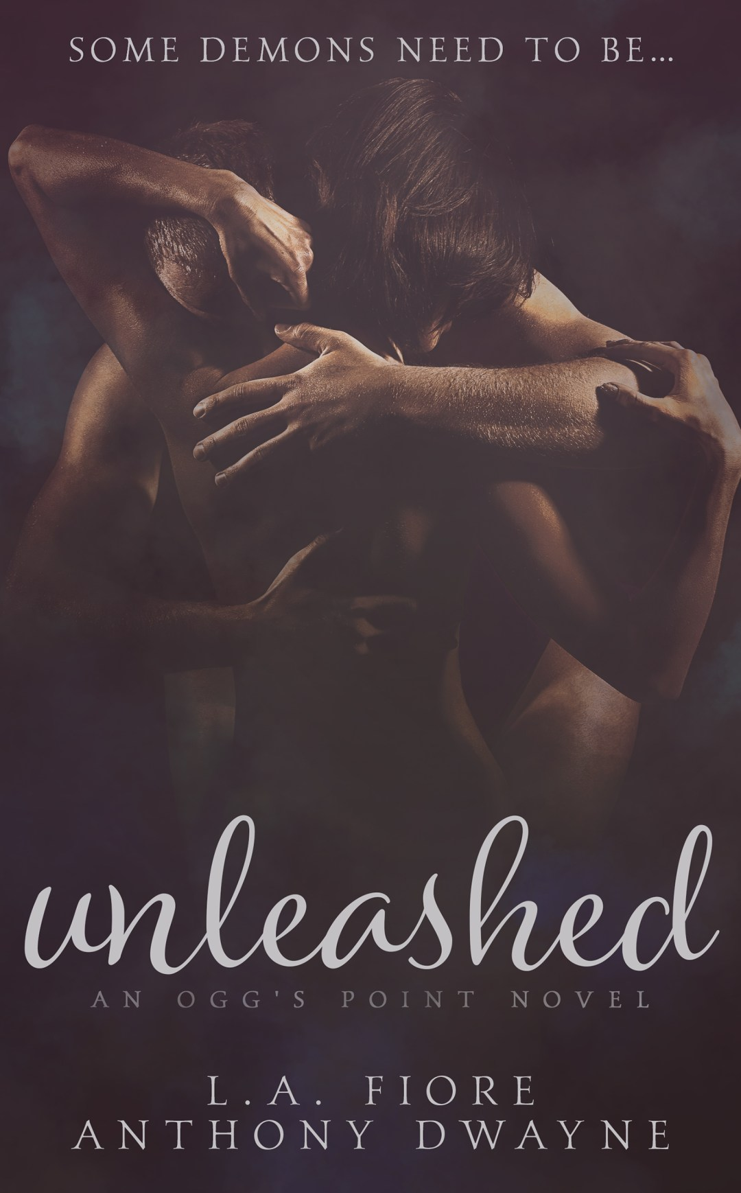 #Review & #NewRelease | UNLEASHED by L.A. Fiore & Anthony Dwayne