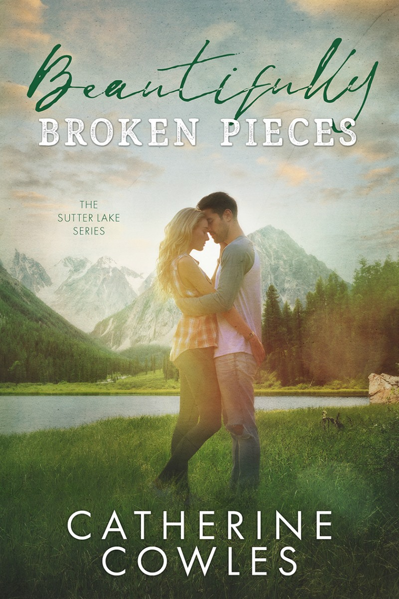 Trailer Reveal & Giveaway | Beautifully Broken Pieces by Catherine Cowles