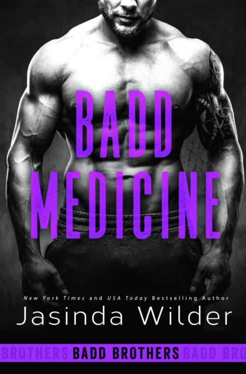 Review | Badd Medicine by Jasinda Wilder