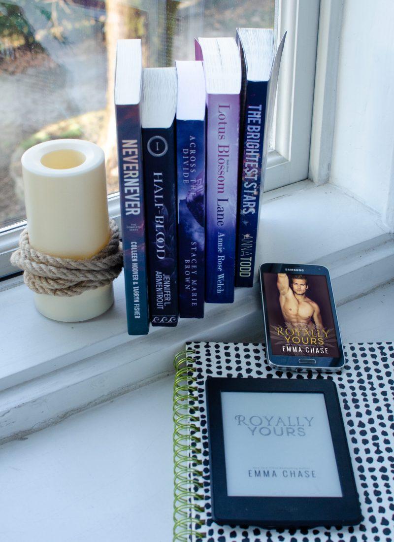 books, romance schmomance,