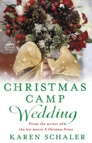 Review | Christmas Camp Wedding by Karen Schaler