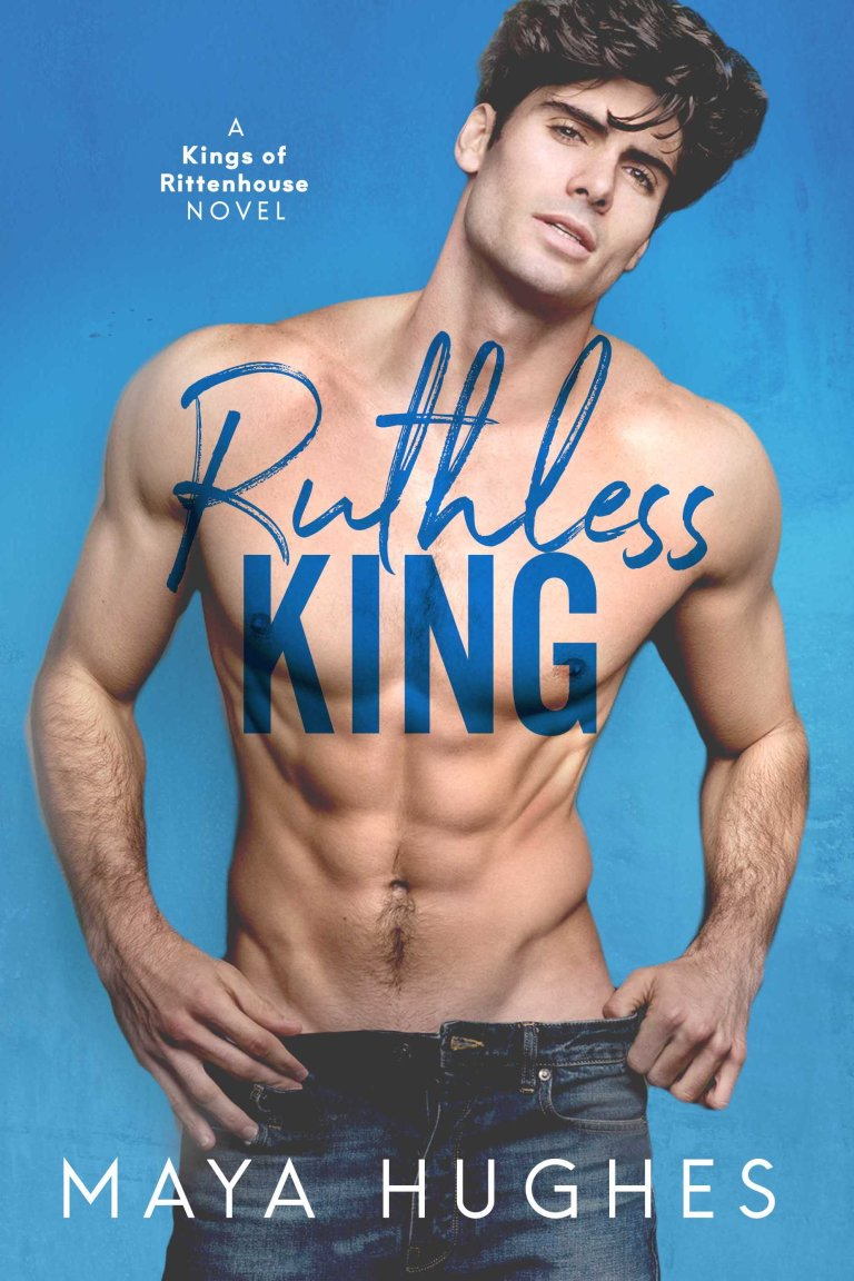 Chapter Reveal & Giveaway | Ruthless King by Maya Hughes
