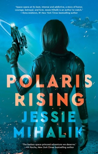 #RSFave & Review   Polaris Rising by Jessie Mihalik