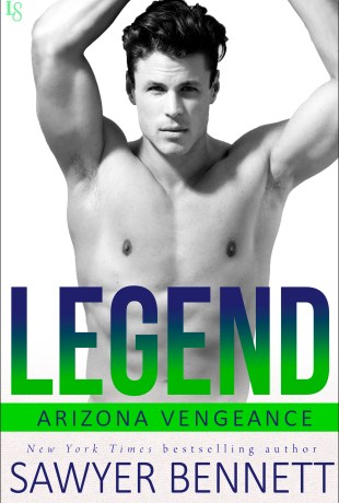 #RSFave & Review | LEGEND by Sawyer Bennett