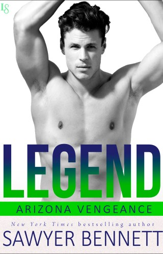 #RSFave & Review   LEGEND by Sawyer Bennett