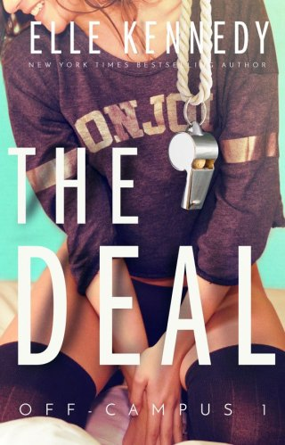 #RSFave & Audio Review   The Deal by Elle Kennedy