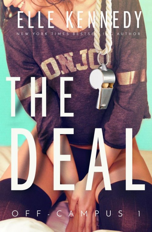 #RSFave & Audio Review | The Deal by Elle Kennedy