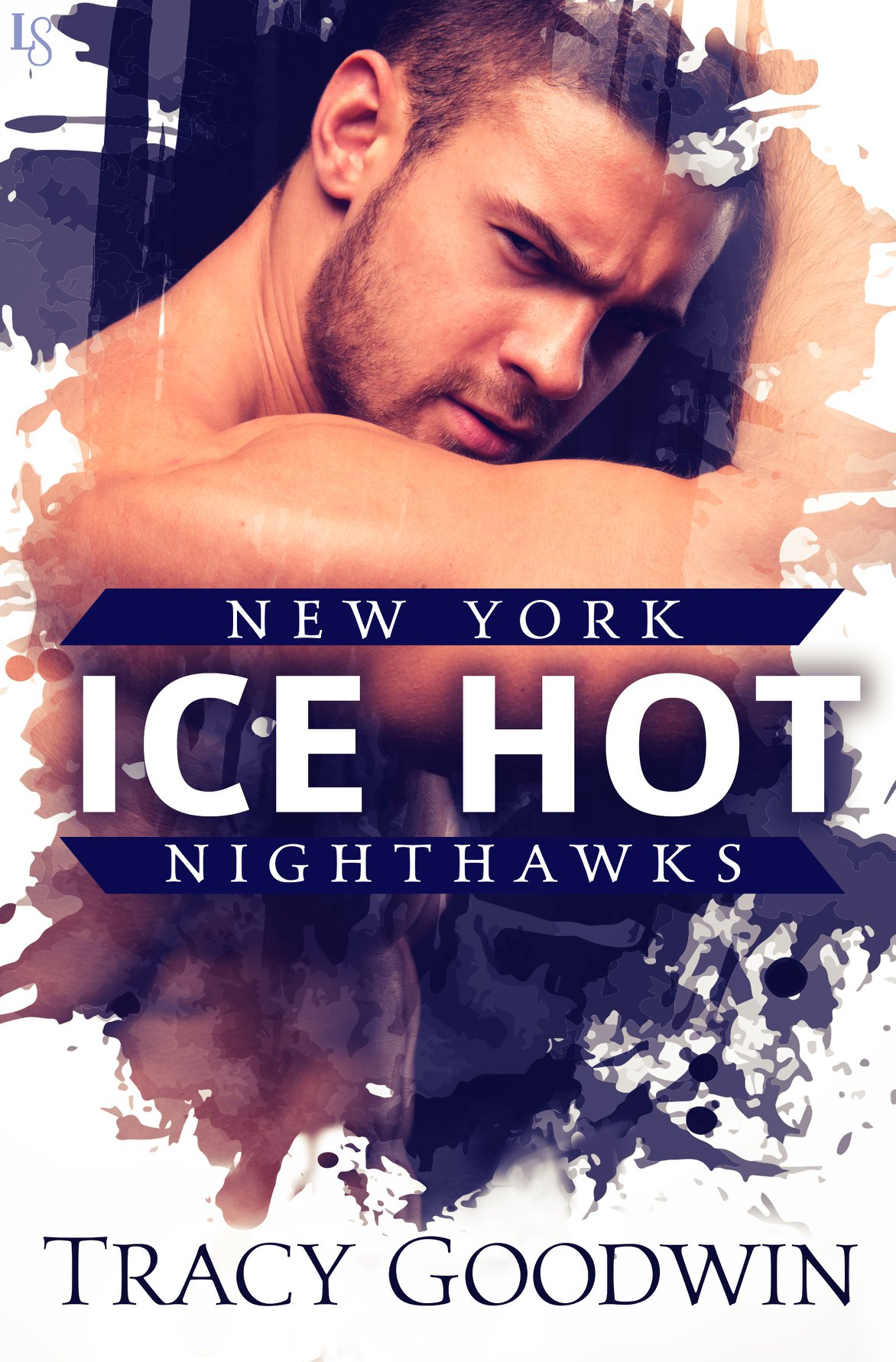 Release Day / Review / Excerpt | ICE HOT by Tracy Goodwin