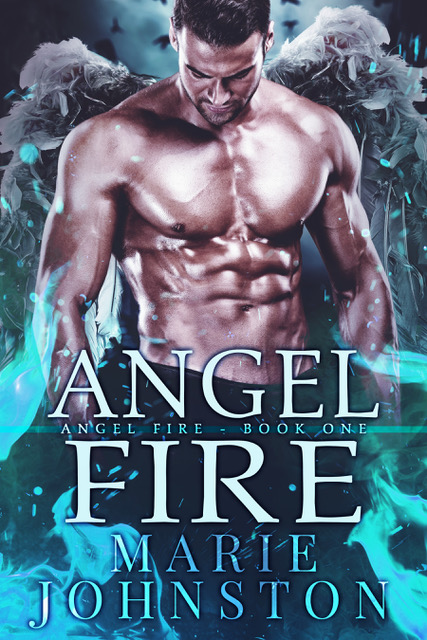 Blog Tour / Review / Giveaway   Angel Fire by Marie Johnston