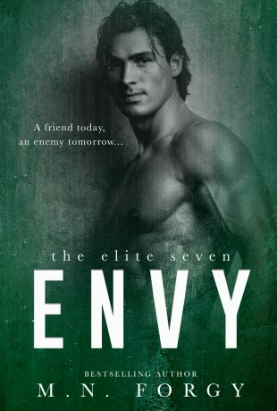 Release Day | Envy by M.N. Forgy
