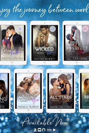 Release Day | Kristen Proby's Crossover Collection