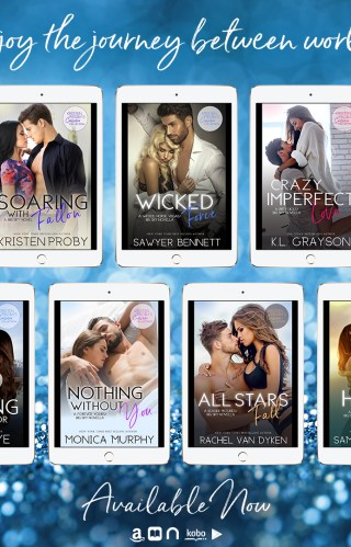 Release Day   Kristen Proby's Crossover Collection