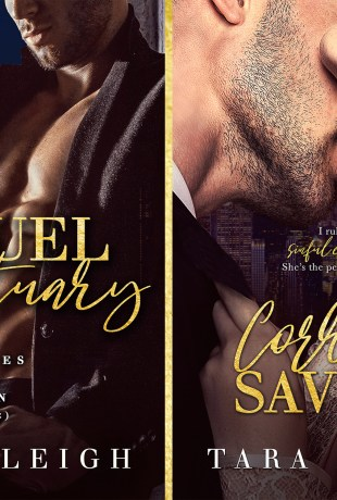 #CoverLove & Giveaway | Wages of Sin Duet by Tara Leigh