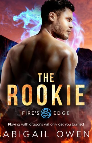 Release Day & Review | The Rookie by Abigail Owen