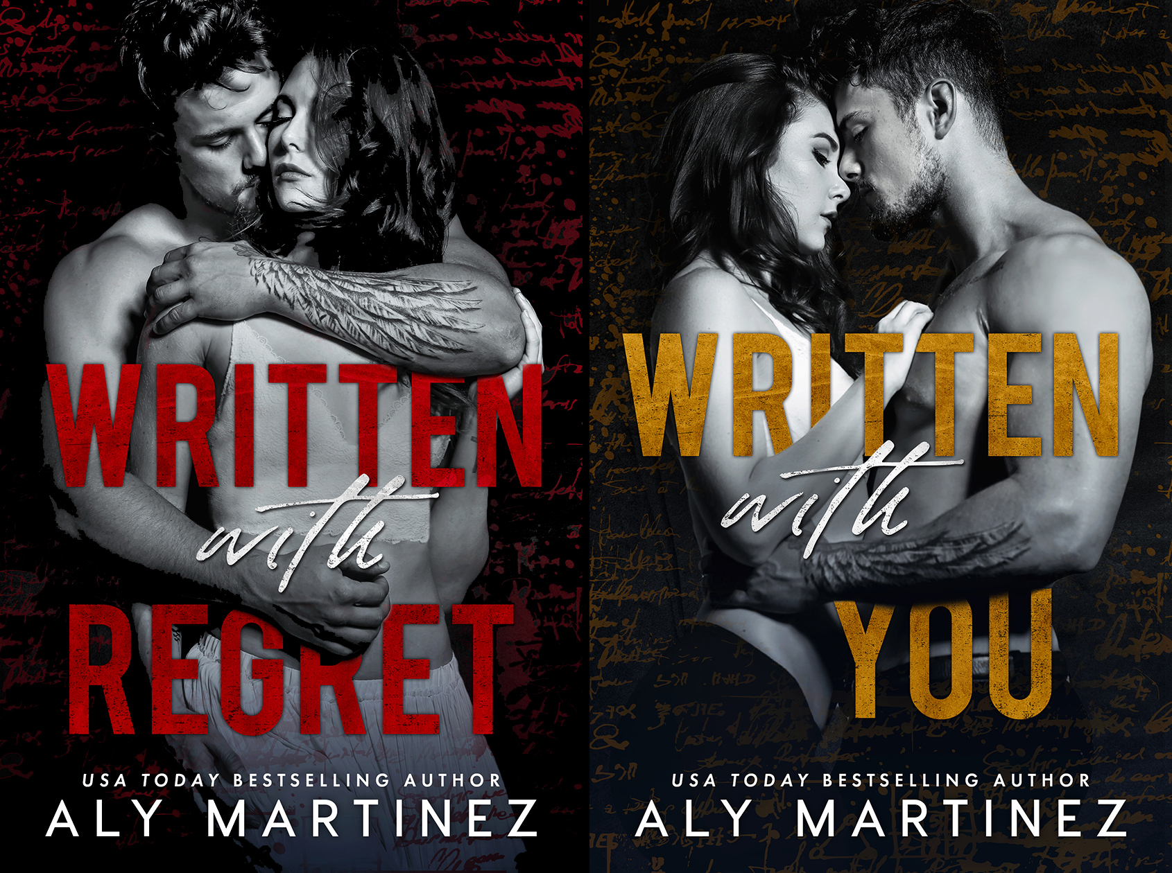 #CoverLove | Regret Duet by Aly Martinez