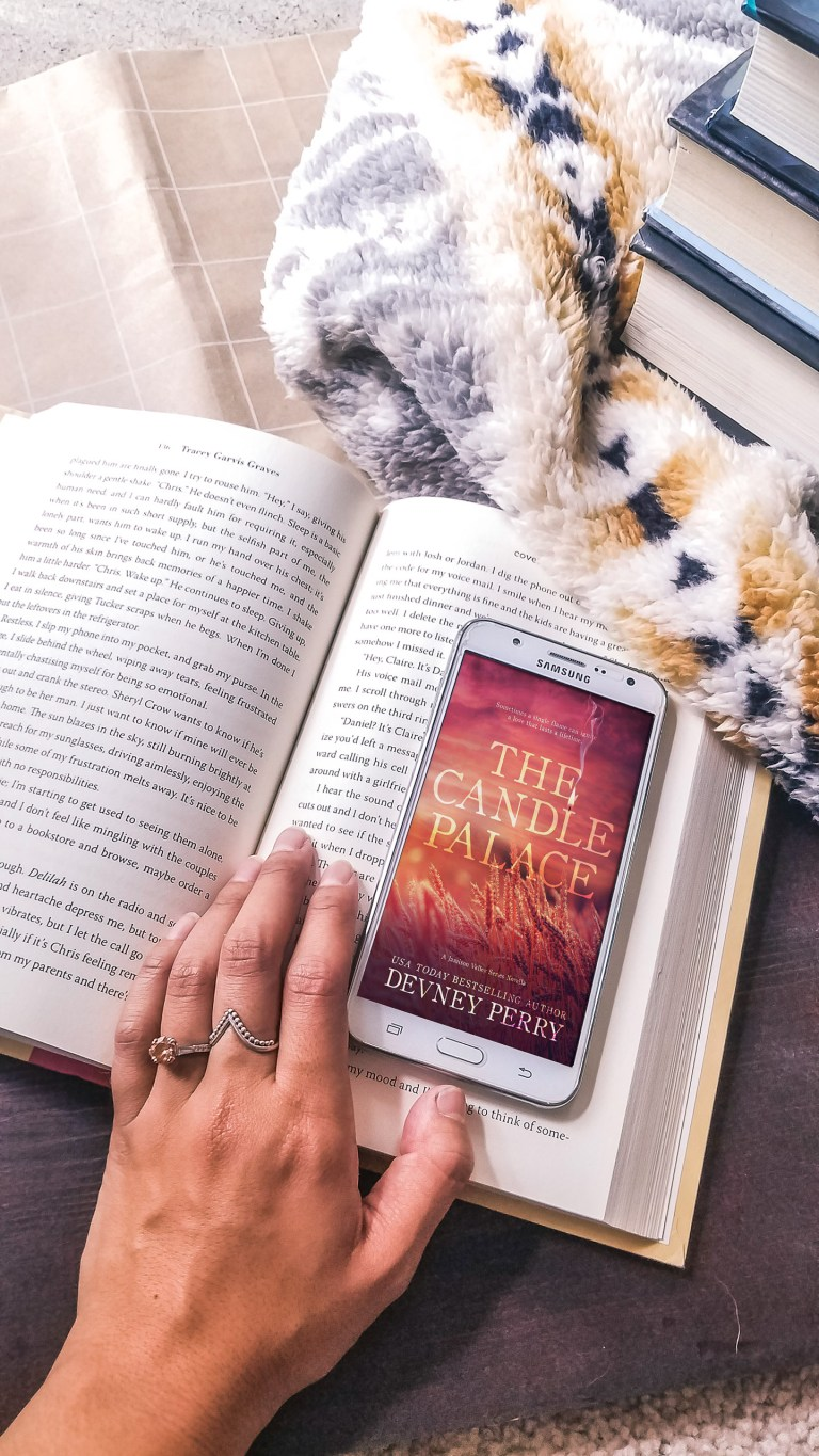 TOP FAVE & REVIEW   THE CANDLE PALACE BY DEVNEY PERRY