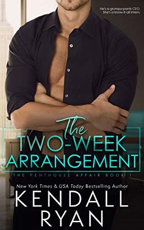 BOOK REVIEW | THE TWO WEEK ARRANGEMENT BY KENDALL RYAN