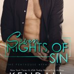BOOK REVIEW | SEVEN NIGHTS OF SIN BY KENDALL RYAN