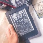 #RSFAVE & BOOK REVIEW   ABANDON BY RACHEL VAN DYKEN