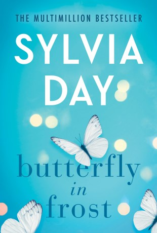 Release Day & Giveaway | Butterfly in Frost by Sylvia Day