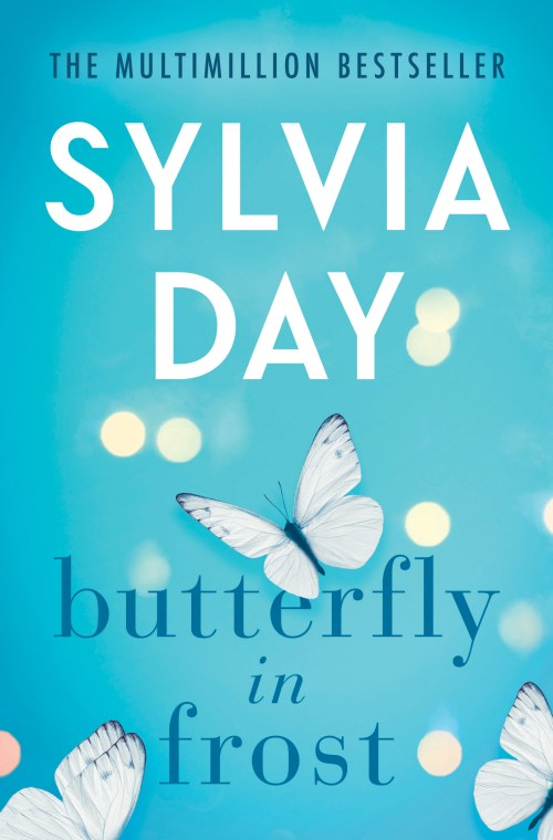 Release Day & Giveaway   Butterfly in Frost by Sylvia Day