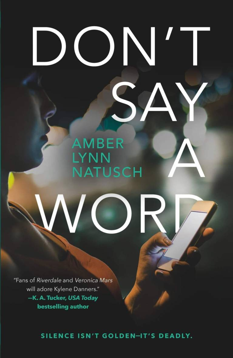 Review | Don't Say a Word by Amber Lynn Natusch