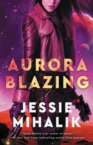 Review | Aurora Blazing by Jessie Mihalik