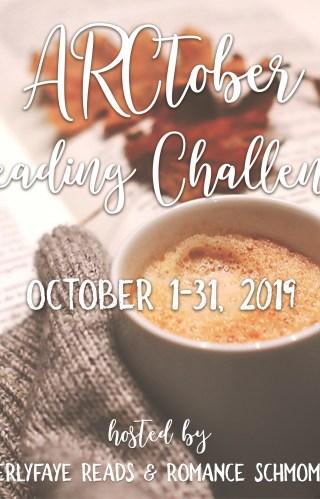 #ARCtober19 Reading Challenge