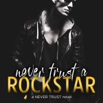 BOOK REVIEW | NEVER TRUST A ROCKSTAR BY SARAH DARLINGTON