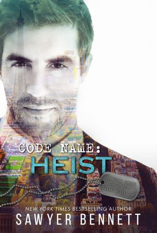 #RSFave & Review   Code Name : Heist by Sawyer Bennett