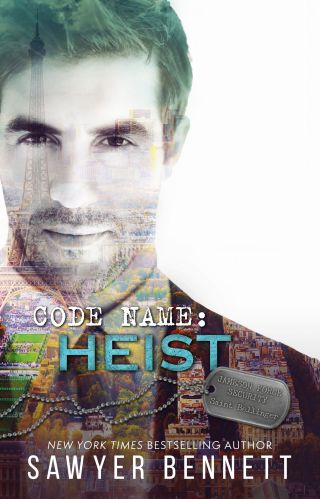 #RSFave & Review | Code Name : Heist by Sawyer Bennett