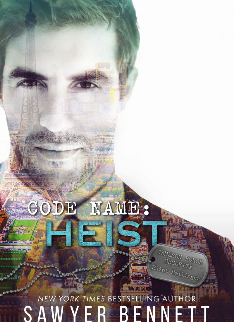 #RSAVE & BOOK REVIEW | CODE NAME : HEIST BY SAWYER BENNETT