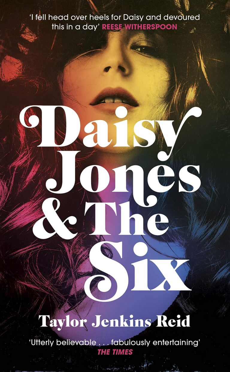 #RSFave & Audio Review | Daisy Jones & The Six by Taylor Jenkins Reid