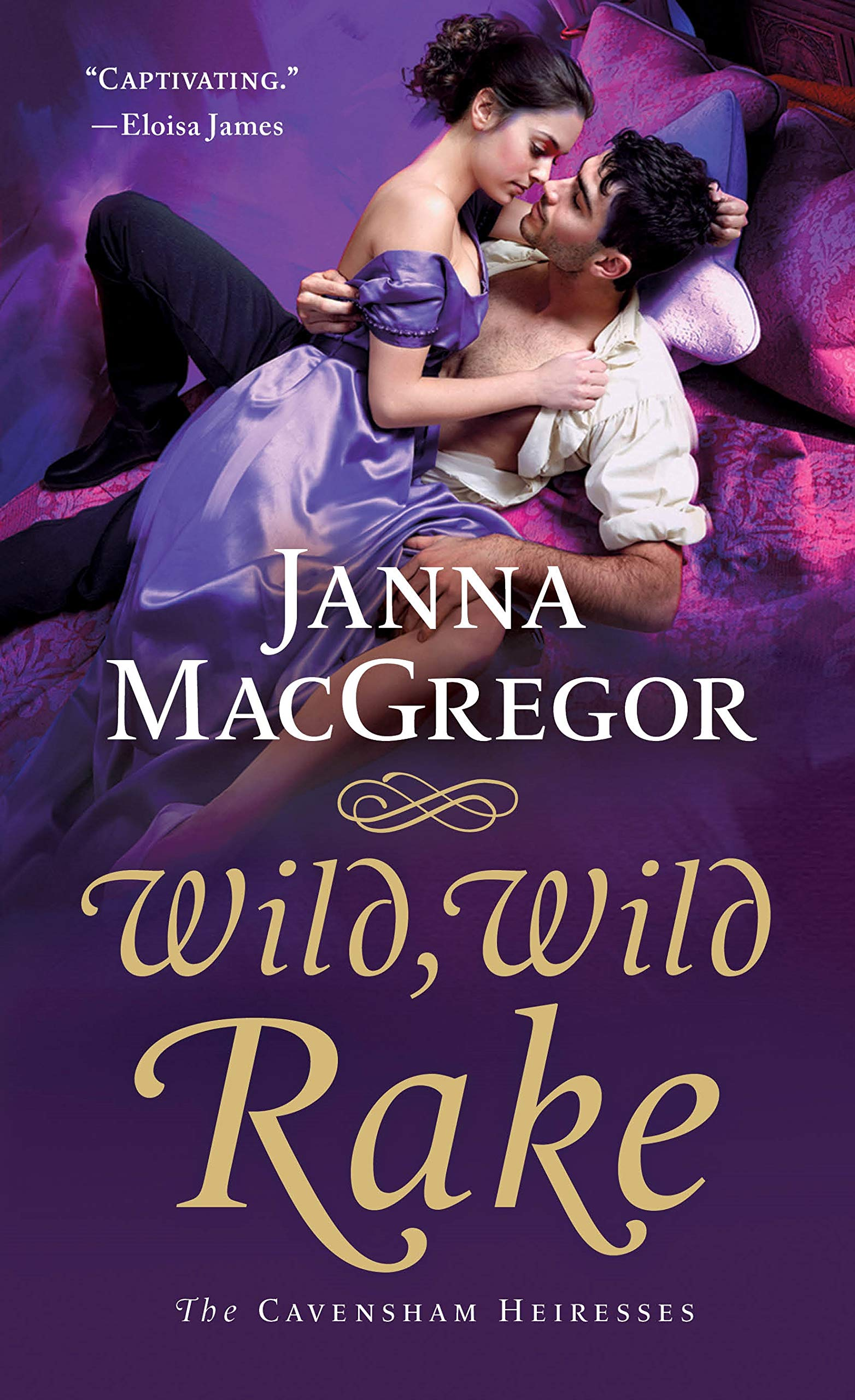Wild, Wild RakeHistorical romance is not a genre that I normally gravitate towards, but I made it a goal of mine to read more of them in 2020. And Wild,Wild Rake kicked things off for me, this year. Rake (well not the tool to collect leaves) and vicar were fairly new terms to, so it was interesting to learn about what that actually entailed in this one. With this being my first read by Janna, I was completely sucked in from the very beginning. She even had my heart breaking and about ready to break down and cry because of what Avalon was put through by her horrible husband. Ten years later and a widow, she definitely made the most of her life and of course, Devan was coming to shake things up. And I was here for every moment of it. by Janna MacGregor