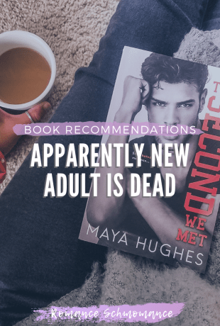 Book Recommendations | Apparently New Adult is Dead
