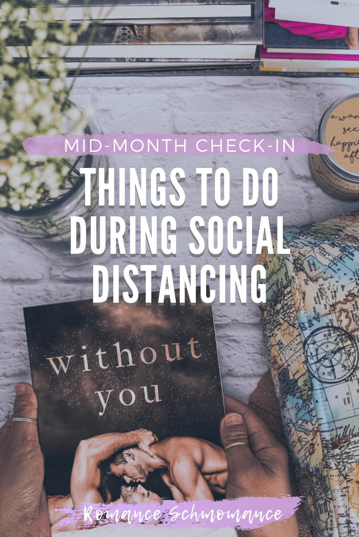 Mid-Month Reading | Things To Do During Social Distancing